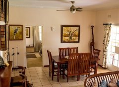 Cottage in Francistown at Woodlands Stop Over & Lodge