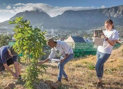 World Unite! volunteering and interships in Cape Town