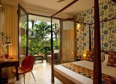 Tropical garden view room at the Z Hotel in Zanzibar