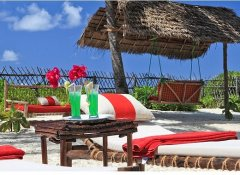 Luxury beach accommodation at Zanzibar for You
